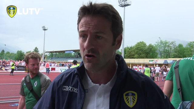 INTERVIEW | THOMAS CHRISTIANSEN | POST MATCH