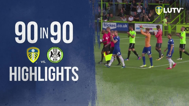 90 in 90 | FOREST GREEN ROVERS
