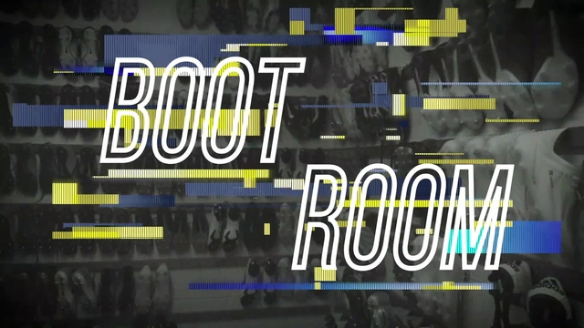 THE BOOT ROOM | LEIF DAVIS