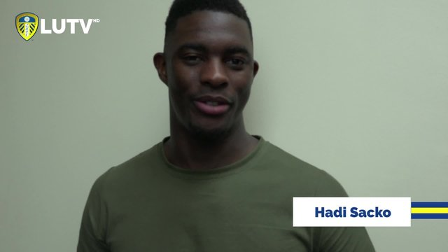 HADI SACKO | INTERVIEW | 3 YEAR CONTRACT