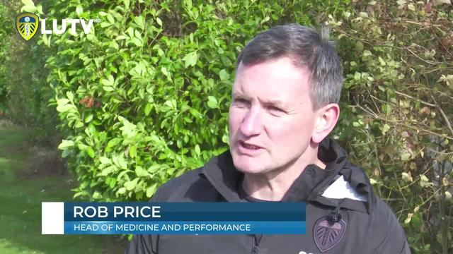 MEDICAL REPORT | ROB PRICE |
