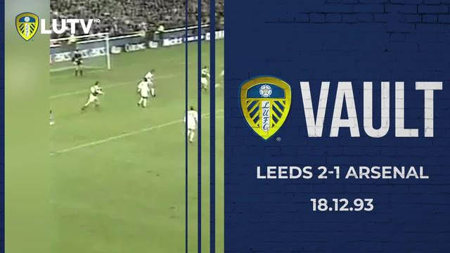 ON THIS DAY | LEEDS UNITED 2-1 ARSENAL
