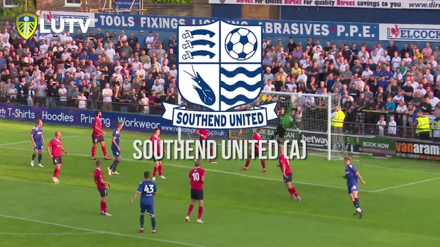 WATCH SOUTHEND (A) LIVE ON LUTV