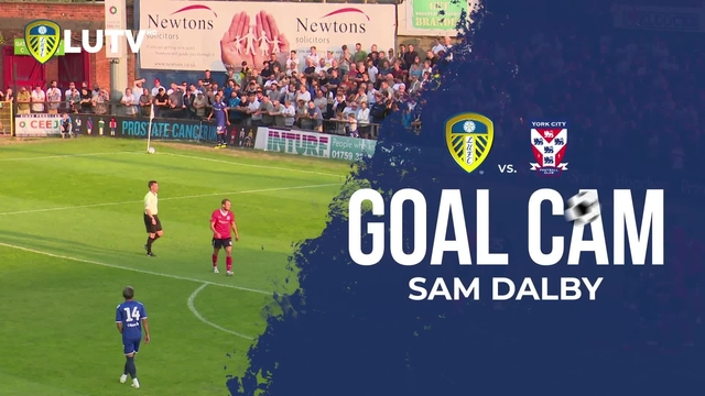 GOAL LINE CAM | DALBY | YORK CITY