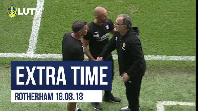 EXTRA TIME | ROTHERHAM