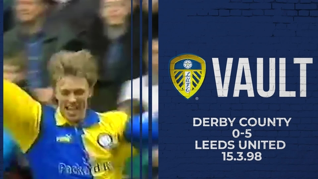 ON THIS DAY | DERBY 0-5 LEEDS 15.3.98