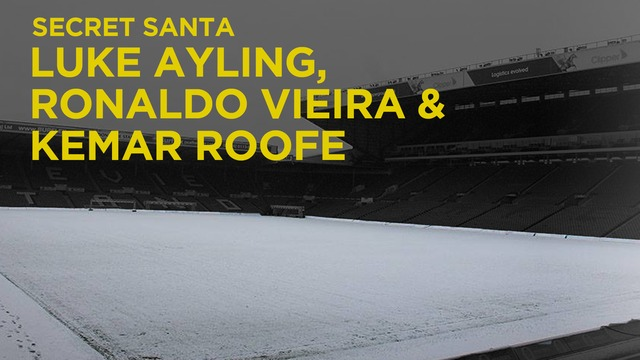 AYLING, VIEIRA & ROOFE | SECRET SANTA