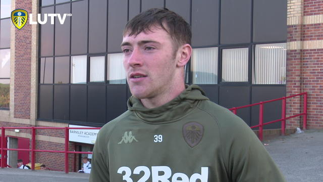 U23s | EDMONDSON | 'ALL THE BOYS ARE PLEASED'
