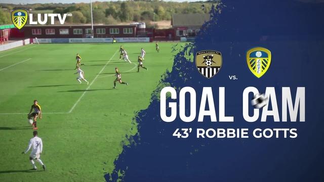 GOAL CAM | ROBBIE GOTTS