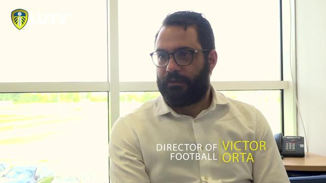 INTERVIEW | VICTOR ORTA | LUKE AYLING'S NEW CONTRACT