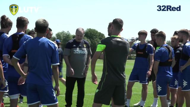 PRE SEASON | BIELSA'S TRAINING SESSION
