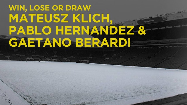 KLICH, HERNANDEZ & BERARDI | WIN, LOSE OR DRAW