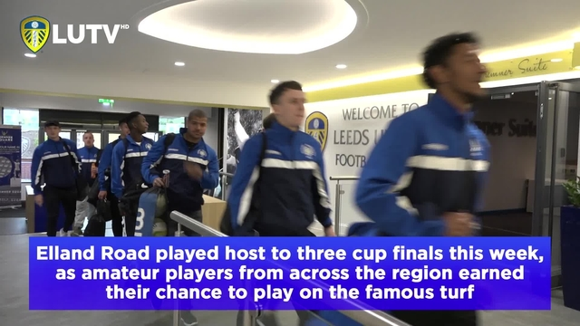 LEEDS FA SENIOR CUP FINAL | A WIN FOR WARRINGTON