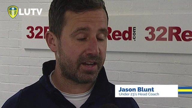 INTERVIEW   UNDER 23's   JASON BLUNT   POST QPR