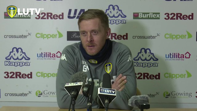 PRESS CONFERENCE | GARRY MONK | SHEFFIELD WEDNESDAY