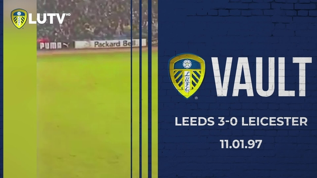 ON THIS DAY | LEEDS UNITED 3-0 LEICESTER