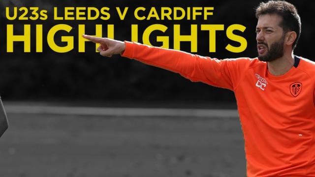 LEEDS V CARDIFF | U23s