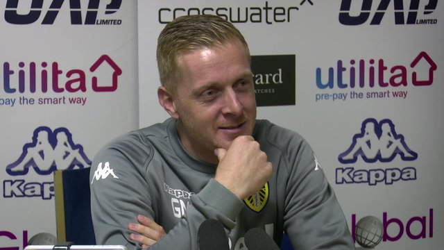 FREEVIEW: GARRY MONK BURTON PRESS CONFERENCE