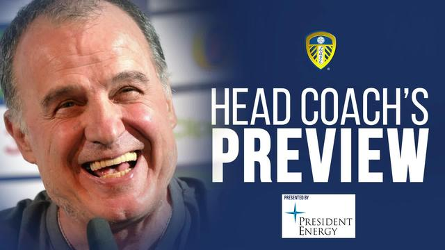 HEAD COACH'S PREVIEW | STOKE CITY (A)