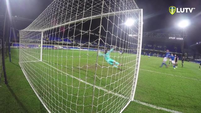 GOAL LINE CAM | U23s V IPSWICH