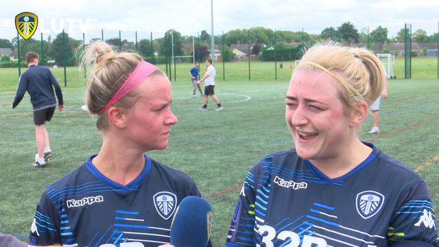 """IT FELT GOOD TO BE BACK 