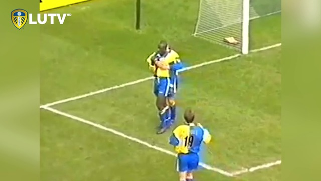 ON THIS DAY | BOLTON 2-3 LEEDS 18.4.98