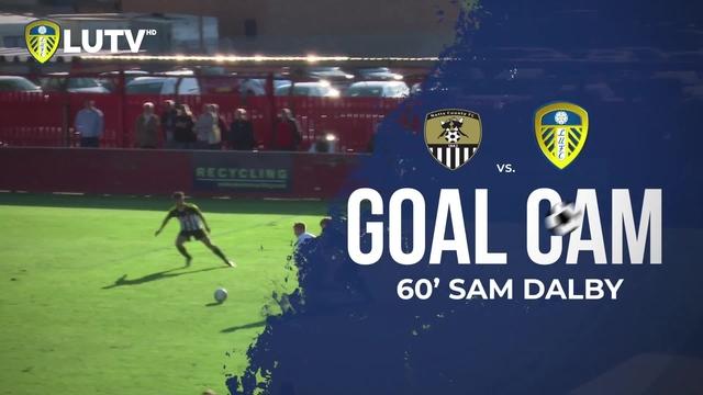 GOAL CAM | SAM DALBY