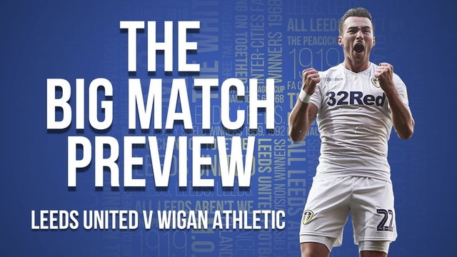 THE BIG MATCH PREVIEW | WIGAN (H)