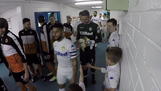 FREEVIEW | LEEDS V WOLVES | TUNNEL CAM