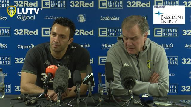 PRESS CONFERENCE | BIELSA | DERBY COUNTY (H)