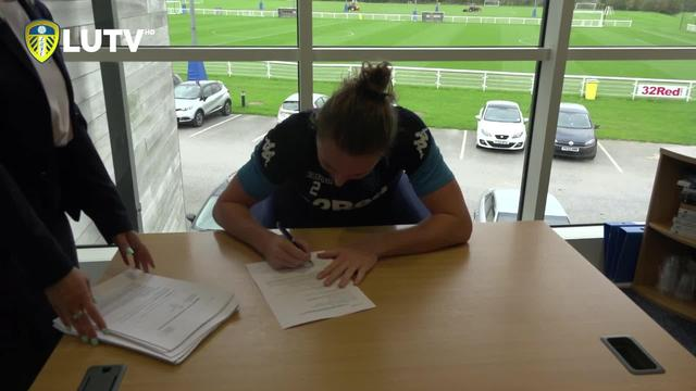 NEW CONTRACT | LUKE AYLING