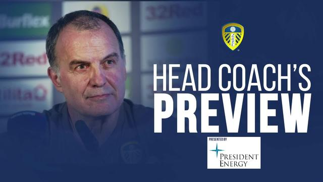 HEAD COACH'S PREVIEW | LEEDS UNITED v IPSWICH