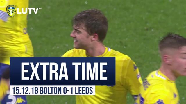EXTRA TIME WITH TONY DORIGO | BOLTON (A)
