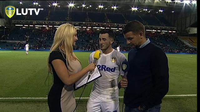 JACK HARRISON | 'A GREAT GAME, A TOUGH ONE'