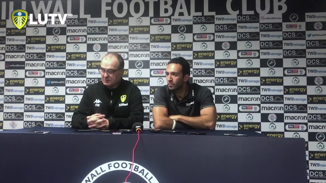 PRESS CONFERENCE | MARCELO BIELSA | POST MILLWALL