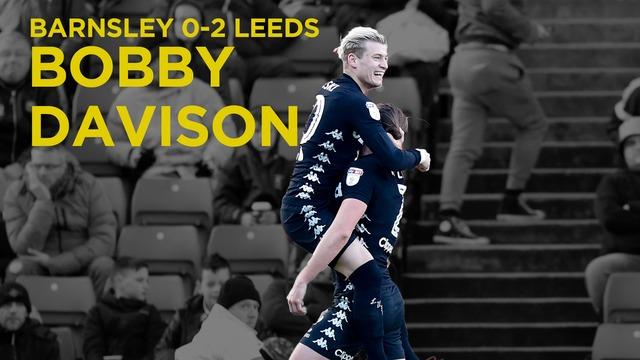 INTERIVEW | BOBBY DAVISON | POST BARNSLEY