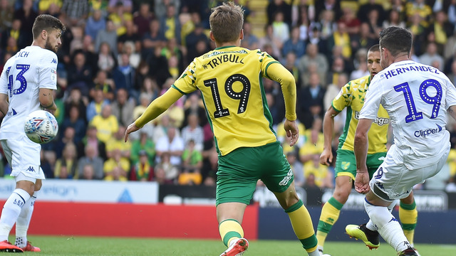 EXTENDED HIGHLIGHTS | LEEDS UNITED v NORWICH CITY