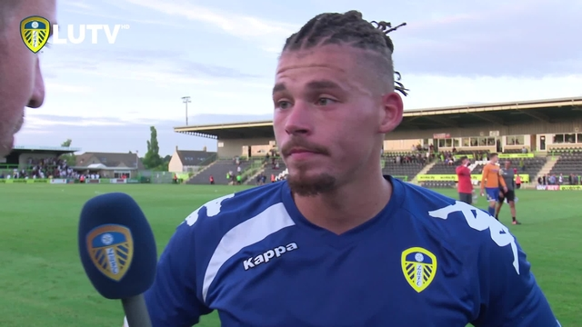 INTERVIEW | KALVIN PHILLIPS POST FOREST GREEN ROVERS