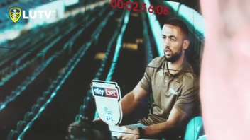 NEXT ON LUTV | ROOFE IN THE STUDIO v BIRMINGHAM