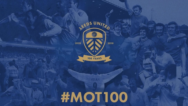 A CELEBRATION OF 100 YEARS OF LEEDS UNITED | ELLAND ROAD IS READY, ARE YOU?