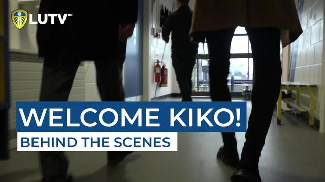 KIKO CASILLA | BEHIND THE SCENES