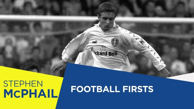 FREEVIEW | FOOTBALL FIRSTS | STEPHEN McPHAIL