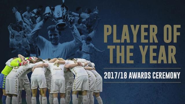 U18's ACHIEVEMENT AWARD | PLAYER OF THE YEAR AWARDS