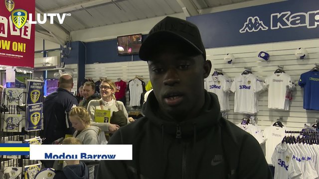 INTERVIEW | MODOU BARROW | PRE IPSWICH