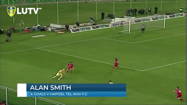 VAULT | ALAN SMITH v HAPOEL TEL AVIV | 14/11/02