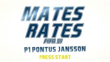 MATES RATES   PONTUS JANSSON