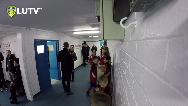 FREEVIEW LEEDS V BRIGHTON TUNNEL CAM 18.03.17