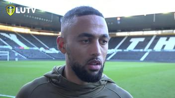 """HOPEFULLY WE CAN GET OVER THE FINISH LINE"" 