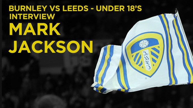 INTERVIEW | FA YOUTH CUP | MARK JACKSON
