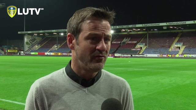 THOMAS CHRISTIANSEN | POST MATCH